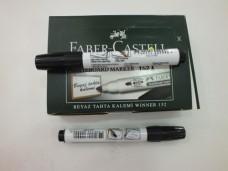 Faber 152-N beyaz tahta kalemi siyah dz 17,50+_500x375
