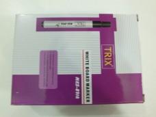 Trix MKS-891A beyaz tahta kalemi siyah pk(12 li) 6,60+_500x375