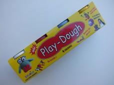 Ern005 play-dough 4 lü oyun hamuru 1,25'