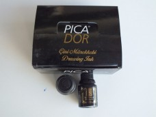 Picador siyah çini mürekkebi 15cc dz 4,00_600x450