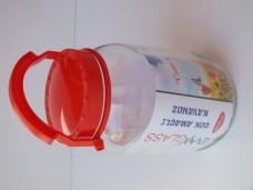 Evax glass çok amaçlı kavanoz 2000cc koli 6 lı 18,00_600x450