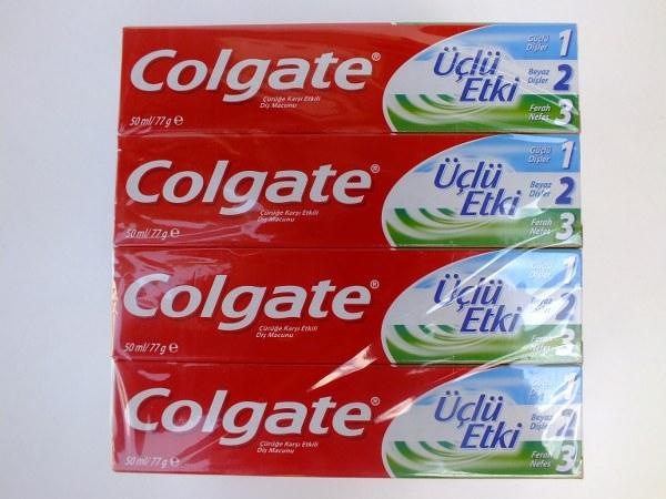 Colgate 50 ml diş macunu dz 9,00_600x450