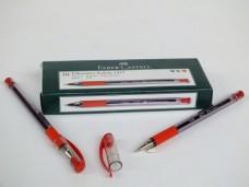 Faber 5211142521   1425 kırmızı  tükenmez kalem pk(10 lu) 5,75_600x450