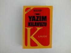 Karatay 097-2 TDK yazım klavuzu 3,00_600x450