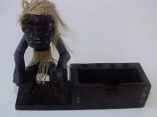 Ahşap - Kalemlik Maymun yaratık (20x15 cm) 7,50_600x450