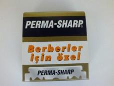 Perma-sharp 100 lü yarım bıçak berber jileti 12,00_600x450