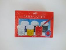 Faber 5170 160400  6 lı guaj boya  7,30_600x450