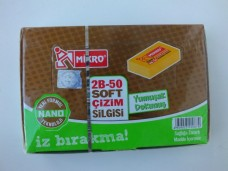 Mikro 2B-50 soft çizim silgisi pk(50 li) 14,00_600x450