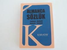 Karatay Almanca-Türkçe sözlük 4,50_600x450