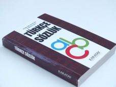 Karatay (TDK  ya uygun) türkçe sözlük 0,75_600x450