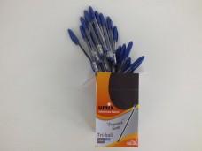 Stabilo umix tri-ball mavi tükenmez kalem 50'li 28,00_600x450
