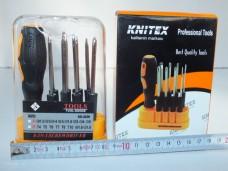 KNITEX KTX- 996 8prç. Telefoncu Tornavida Seti 10,00_600x450