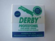 Derby Yarımlık Berber Traş Bıçağı-Jilet 100'lü 6,50_600x450