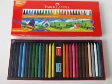 Faber Castell silinebilir 25 li mum boya 17,50_600x450