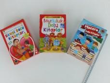 Karatay 2-3-4. Sınıflar için çocuk kitabı çeşidi pk(10 kitap) 14,00_600x450