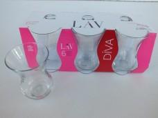Lav diva div317 6 lı çay bardağı koli(8pk) pk 9,00 koli 69,00_600x450