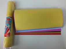 San rulo karışık fon karton 50X70cm  pk(10 lu) 4,00_600x450