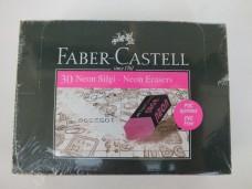 Faber Castell neon renk silgi 30'lu 19,50_600x450