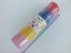 Lino 2133F 5 renk-5 ad (5,7cmX15m) oluklu kenarlık 31,00_600x450