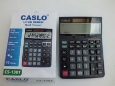 Caslo CS-130T hesap makinesi 25,00_600x450