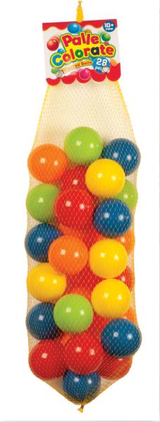Dede 01901 oyun-havuz topları 28prç 8,00