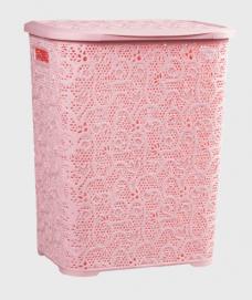 Tuffex tp-8006 dantel 45lt küçük kirli çamaşırlık 18,50