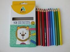 Adel 12li jumbo hexa boya kalemi pk(6lı) 64,50_600x450
