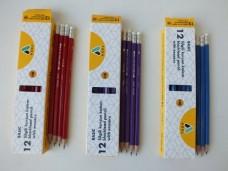 Adel basic köşeli silgili kurşun kalem pk (12x12li) 35,00_600x450