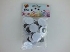 Lino rbz-028 28mm oynar göz 30'lu 4,50_600x450