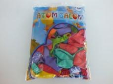 Atom balon No 14-A pk(100 lü) 10,00_600x450