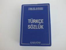 Karatay TDK küçük pp kapak lise türkçe sözlük 5,25_600x450