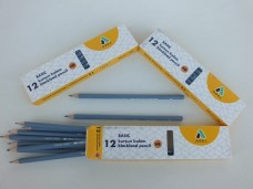 Adel basic yuvarlak kurşun kalem pk (12x12li) 48,00_600x450