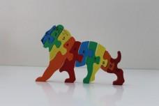 Bemi Toys ahşap 3D rakamlı hayvan puzzle 30,00_600x400