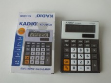 Kadio KD-3860B hesap makinesi 12,50_600x450
