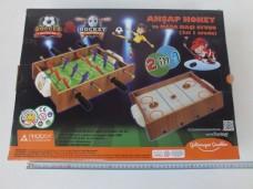 Matrax 412 ahşap hokey-masa maçı oyunu 115,00_600x450