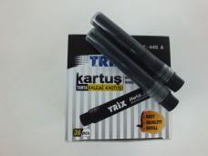 Trix T-445A siyah tahta kalemi kartuşu pk(36 lı) 19,00_600x450
