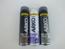 Arko 200ml traş köpüğü ad 6,00_600x450