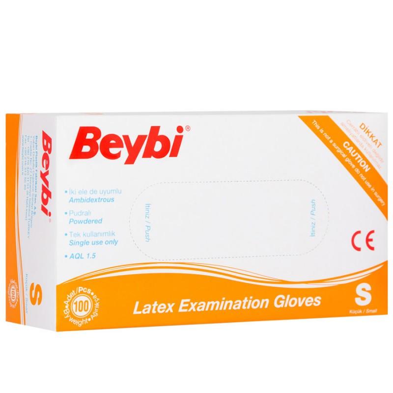 Beybi muayene eldiveni S pk(100lü) koli(20pk) pk 10,95