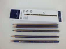 Faber Castell HB dereceli resim kalemi 12'li 15,00_600x450