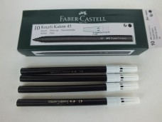 Faber Castell siyah keçeli kalem 10'lu 9,00_600x450