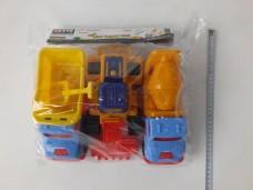 Kette Ket-157 üçlü mini inşaat seti 10,00_600x450