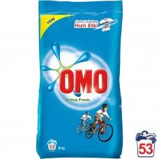 Omo toz 8 kg beyazlar için koli(4lü) ad 53,00 koli 203,00