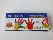 Rubenis rpb-30-10 30ml parmak boyası 10 lu 8,70_600x450