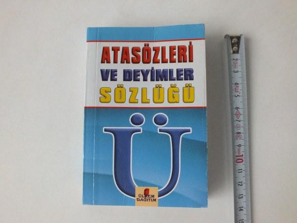 Ülkem ilköğretim için atasözleri ve deyimler sözlüğü ad 1,25_600x450