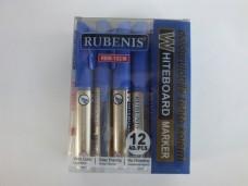 rubenis rbm-102 mavi kartuşlu tahta kalemi 12'li 23,50_600x450