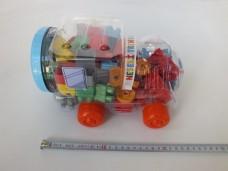 Best Toys 6440 neşeli tren lego 11,00_600x450