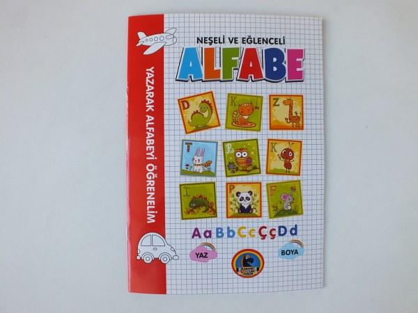 Karatay neşeli ve eğlenceli alfabe 3,40_600x450
