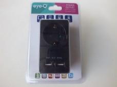Eye-Q EQ-UA1B USB çıkışlı çoklu şarj adaptörü 20,00_600x450