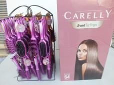 Carelly CR-504 trend  saç fırçası - tarak stand(64lü) ad 6,25_600x450