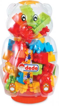 Dede 01251 54 prç ayıcık lego 16,50